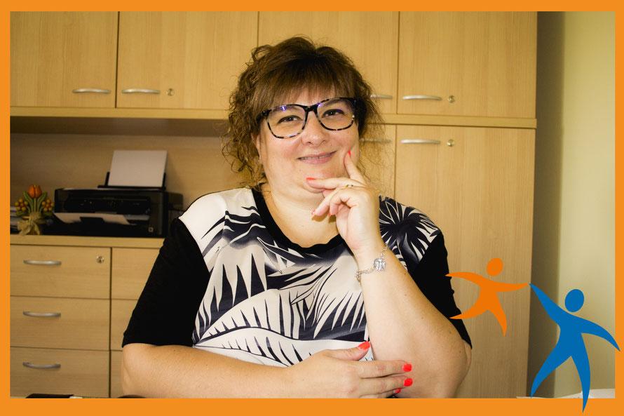 Cinzia Alù, Presidente di CresciAmo Società Cooperativa Sociale ONLUS
