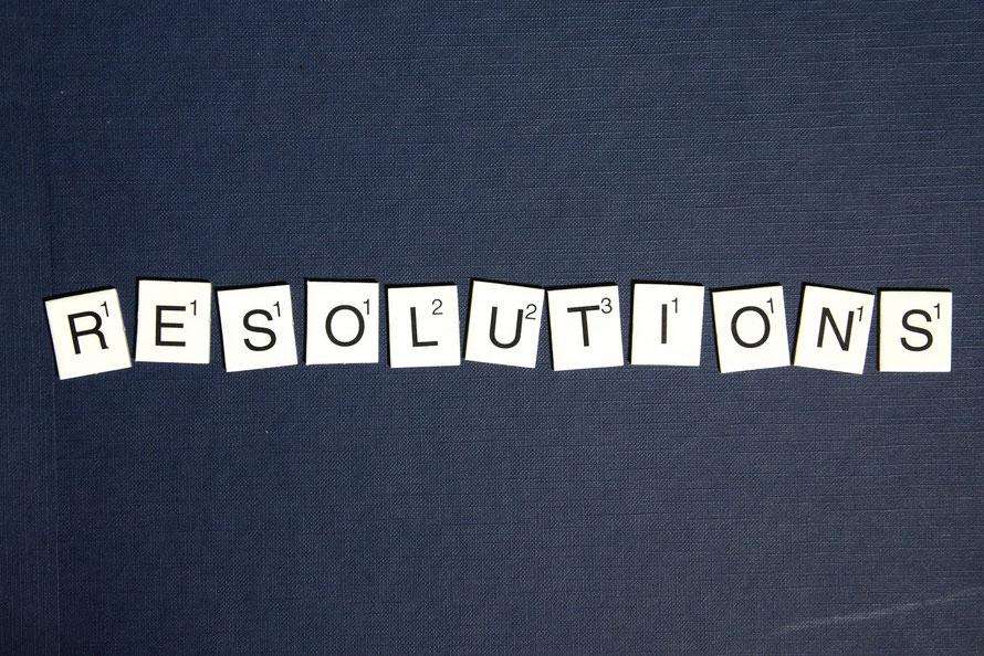Les bonnes résolutions pour être heureux