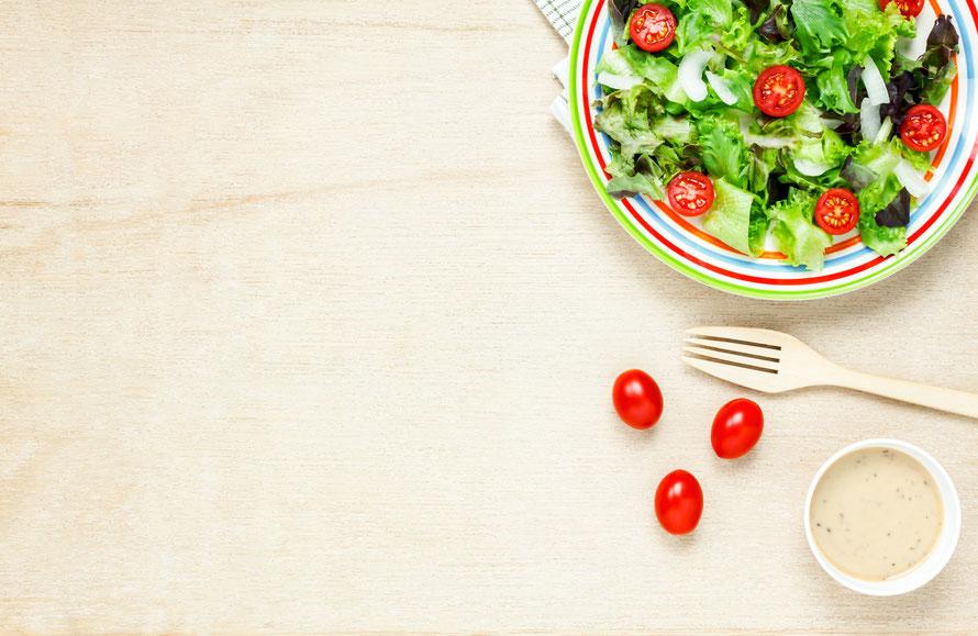 Ayez le bon réflexe de bien manger l'été
