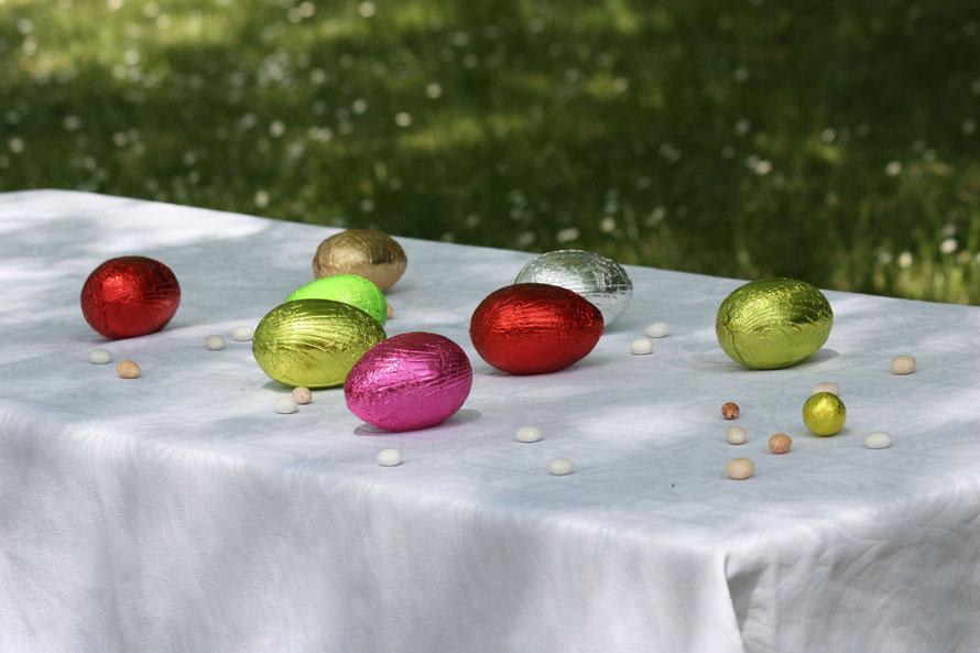 Le chocolat de Pâques aussi bon que beau