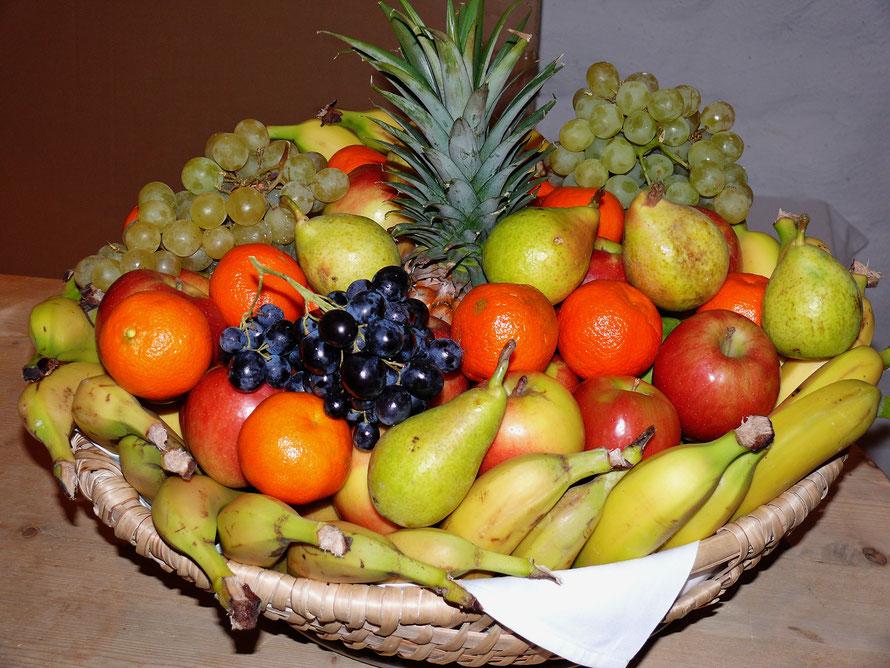 Les fruits d'automne sont des aliments nutritifs à ne pas oublier.