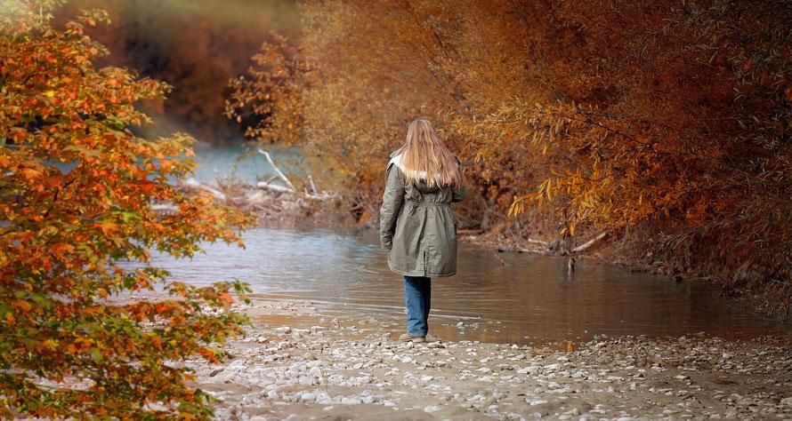 Promenez-vous afin de prévenir la déprime automnale