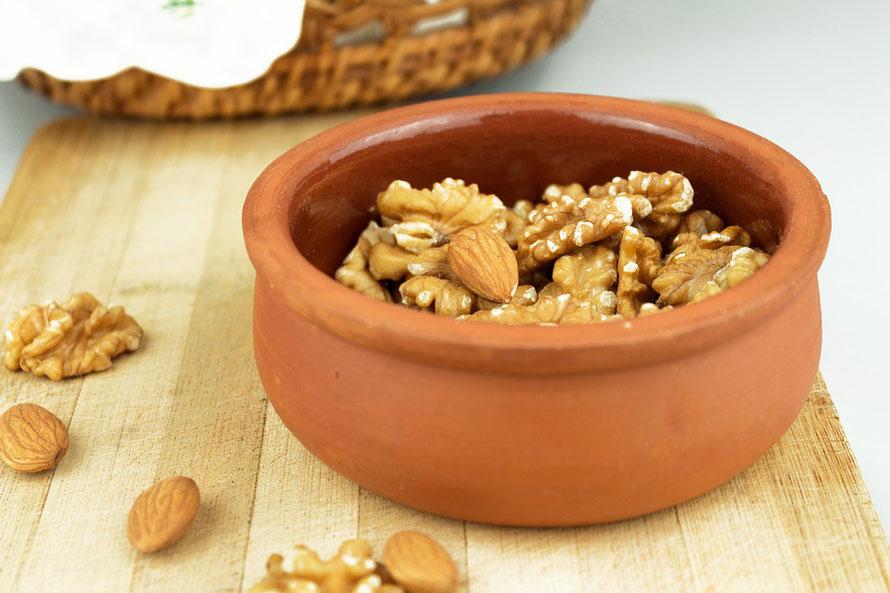 Les oléagineux sont des aliments nutritifs en automne à introduire dans vos plats.