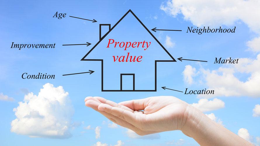 資産価値から不動産購入時の予算を決める