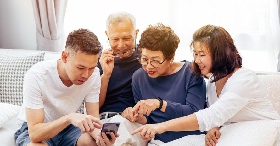 不動産の家族会議