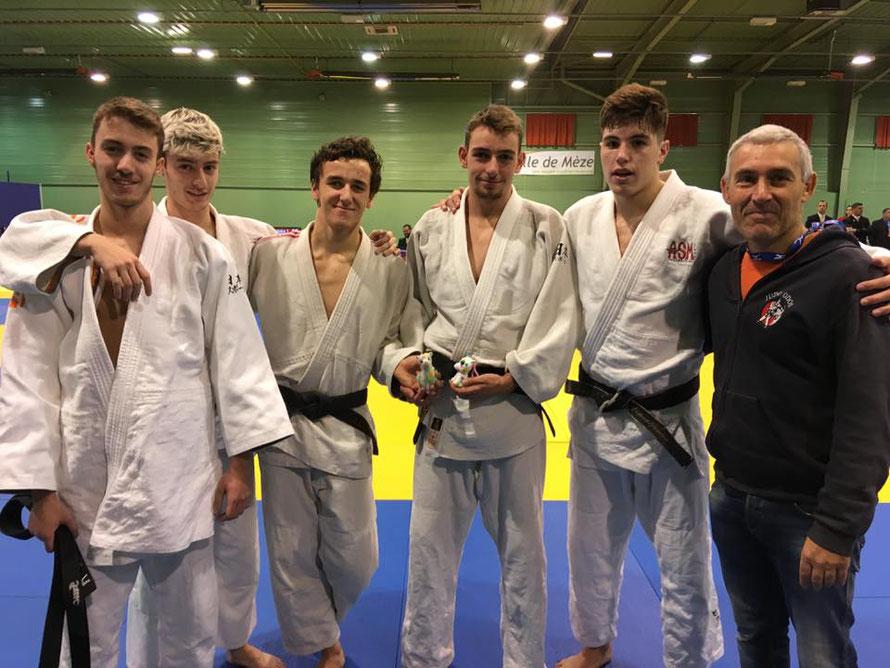 Calendrier Judo Occitanie.Un Dimanche A Meze Site De Judo Club Odos
