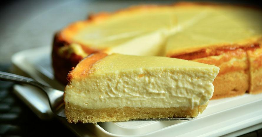 Käsekuchen Cheesecake alfredissimo!