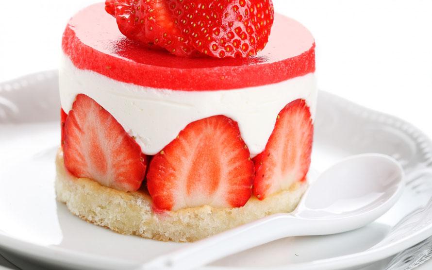 Erdbeer-Rezepte aus diversen TV-Kochsendungen
