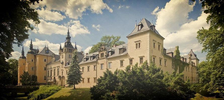 Das Piastenschloss der Herzöge von Opeln