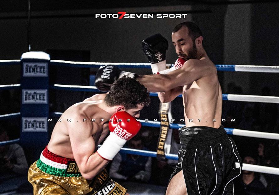 Bihes Barakat (Team Bihes) vs. Bakhtiyar Iskenderzade (Azerbaidschan)