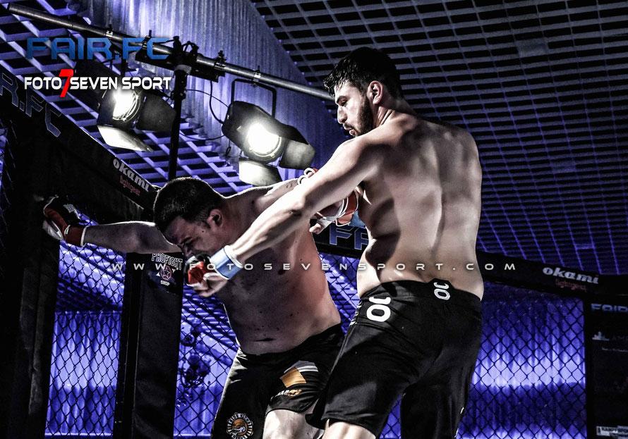 Adrian Costinas vs Semi Ekinci