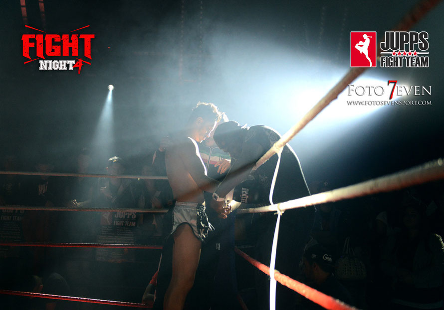 Fight Night 4 | Mathieu Bernard VS Recep Aytem