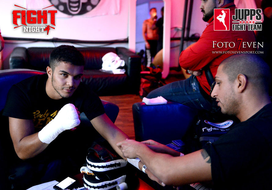 Fight Night 4 | AbdelKader Ali
