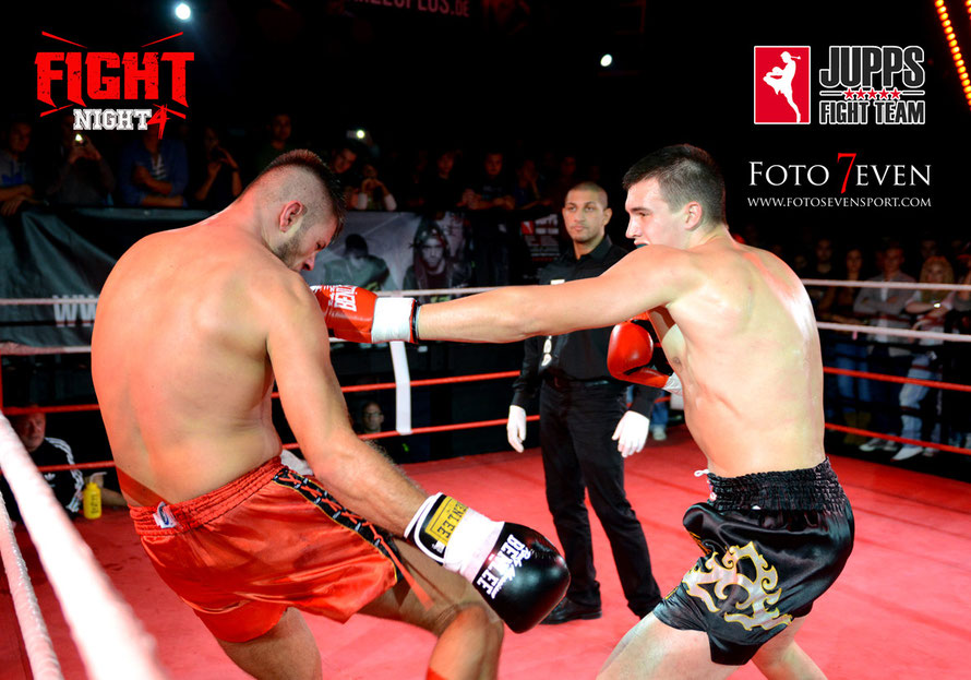 Fight Night 4 | Kordinan Schala VS Jakob Styben