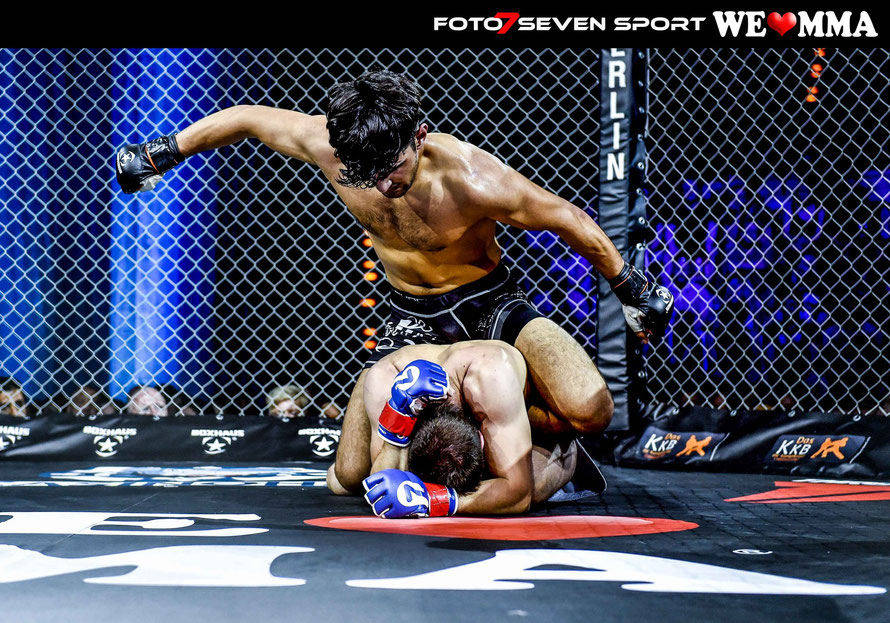 Foto Seven Sport - MMA Photography - We Love MMA Berlin