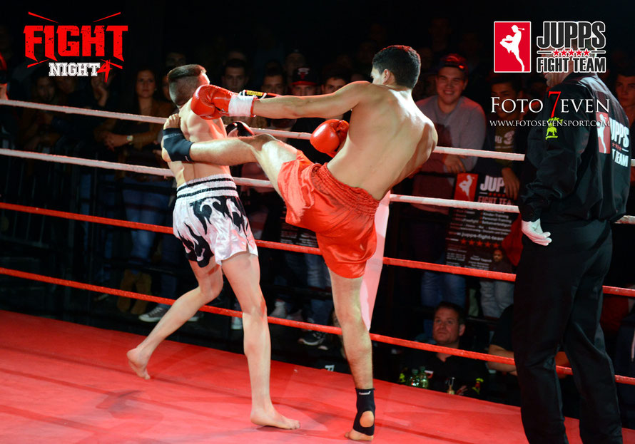 Fight Night 4 | Soufian Rahn VS Soulemann Amakra