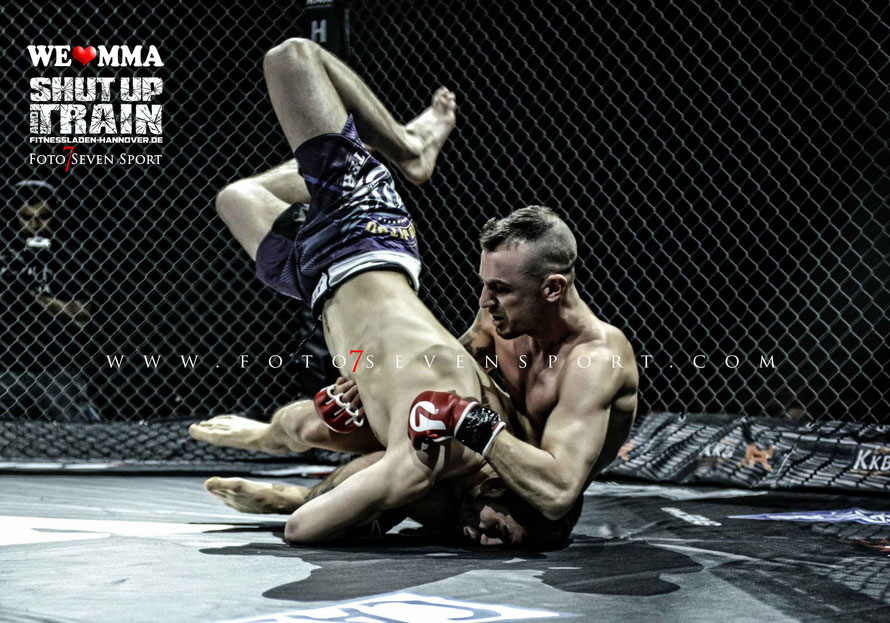 Taschtamir Magomedov Fightschool Hannover vs Daniel Markin VFB Langenhagen e.V.