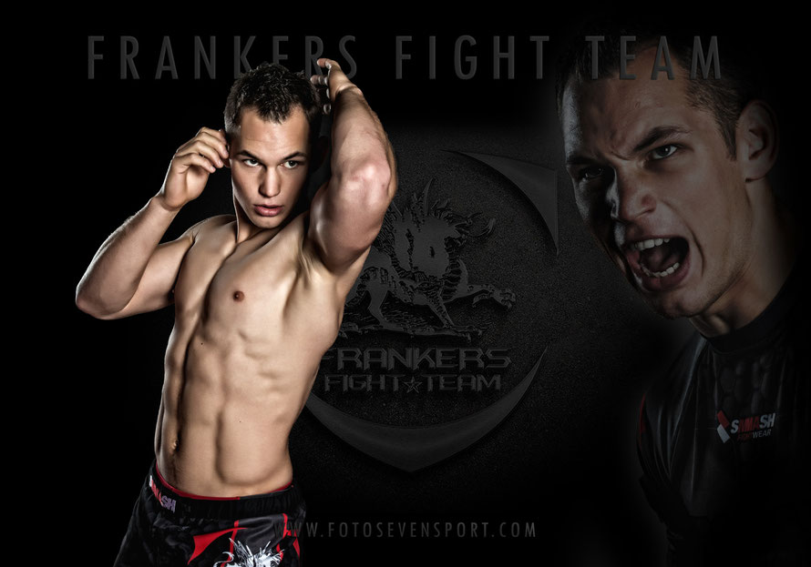 Frankers Fight Team - Daniel Huchler - The Warrior