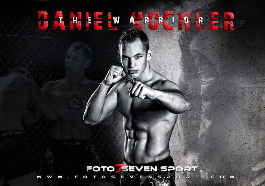 Frankers Fight Team - Daniel Huchler - The Warrior