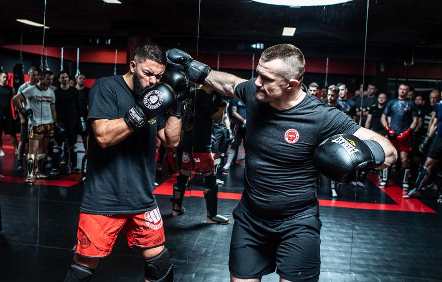UFD Gym - Amateur MMA Seminar mit Mirko Cro Cop Filipovic
