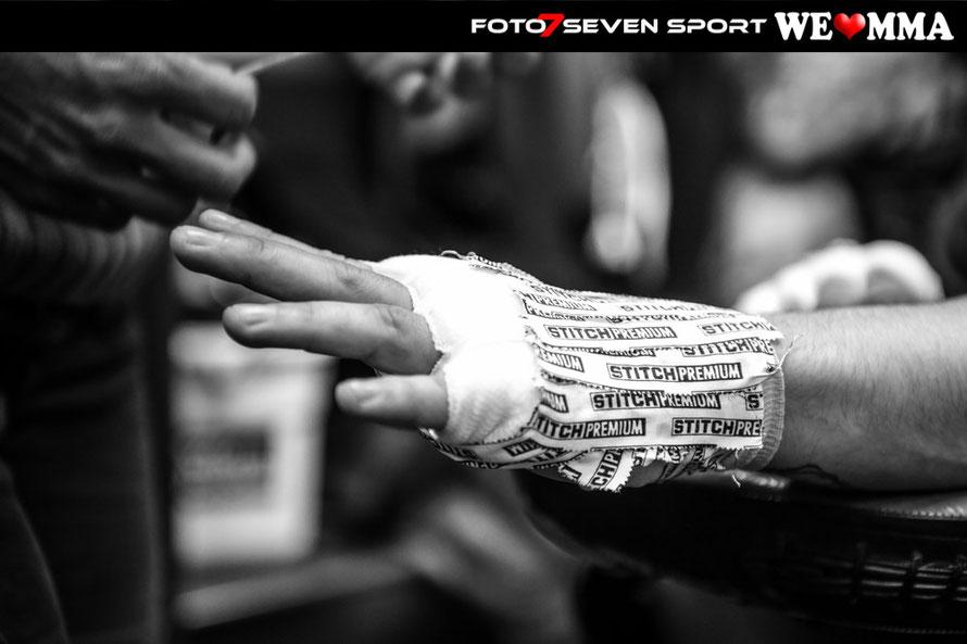 We Love MMA - Oberhausen 2016 - Foto Seven Sport