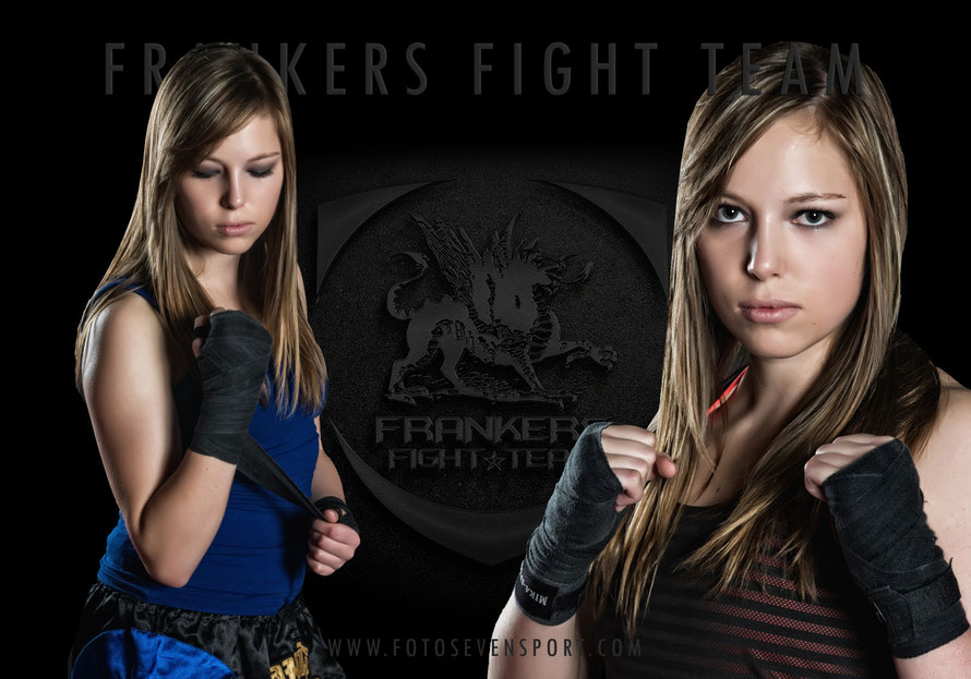 Foto Seven Sport - Fotoshooting mit Frankers Fight Team