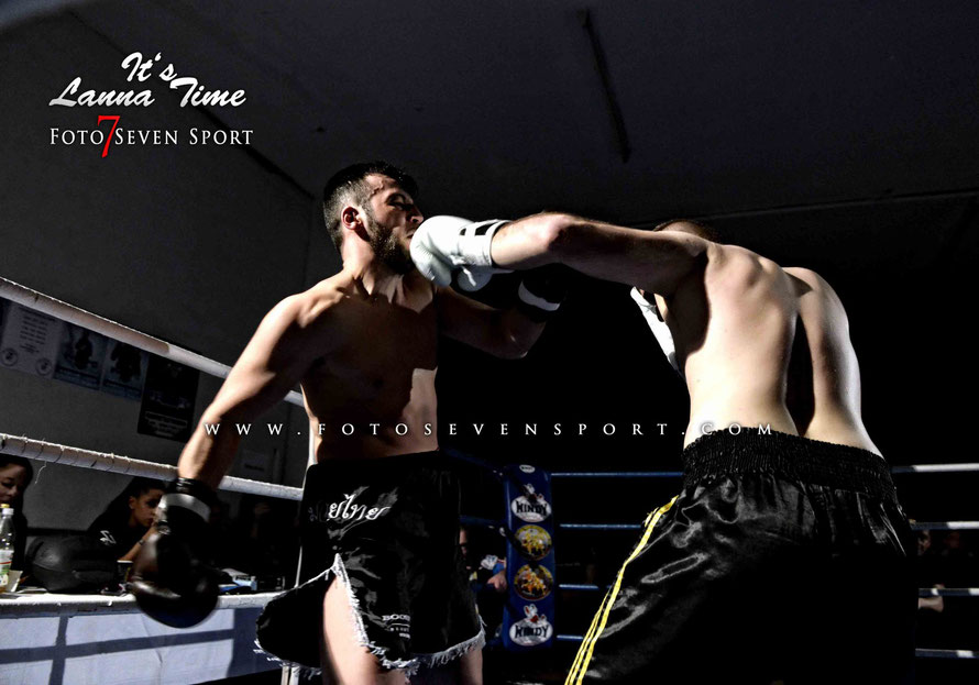 Muhammed Uguz VS Orhan Bayrak Sparta X Gym Lanna Martial Arts