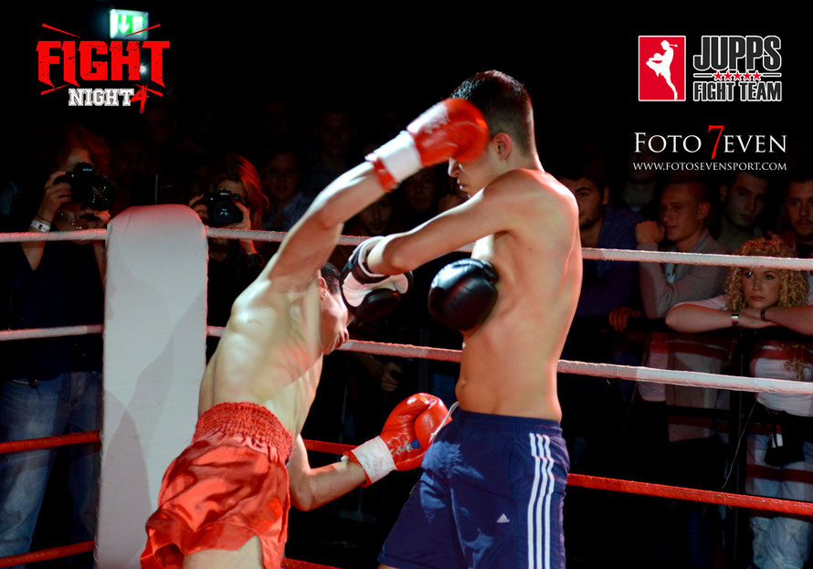 Fight Night 4 | Ibo VS Eren Demirhan