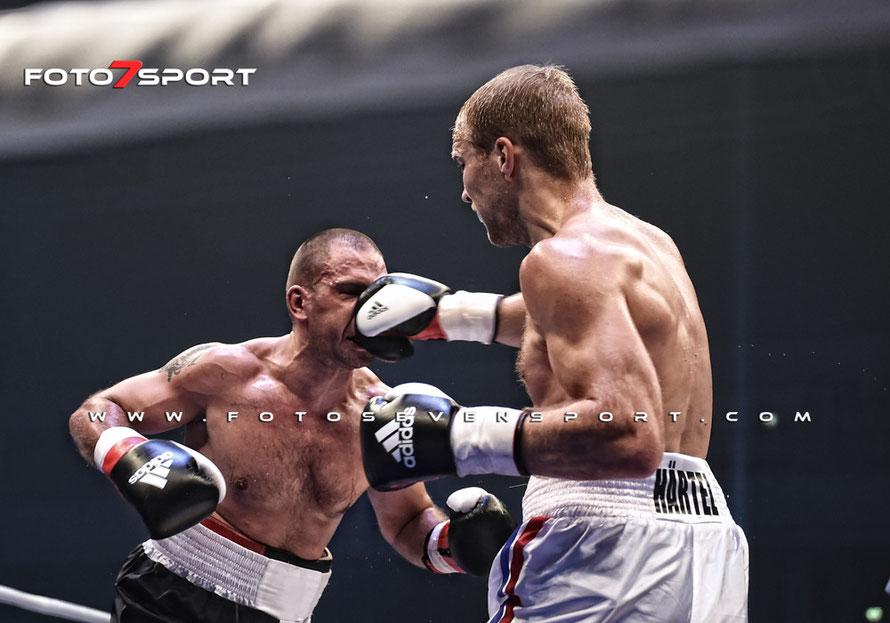 Stefan Härtel (Germany) Ivan Jukic (Croatia)