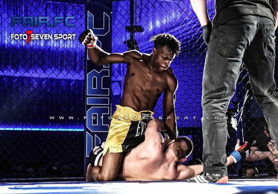 Patrick Ngole vs Rene Sterzik