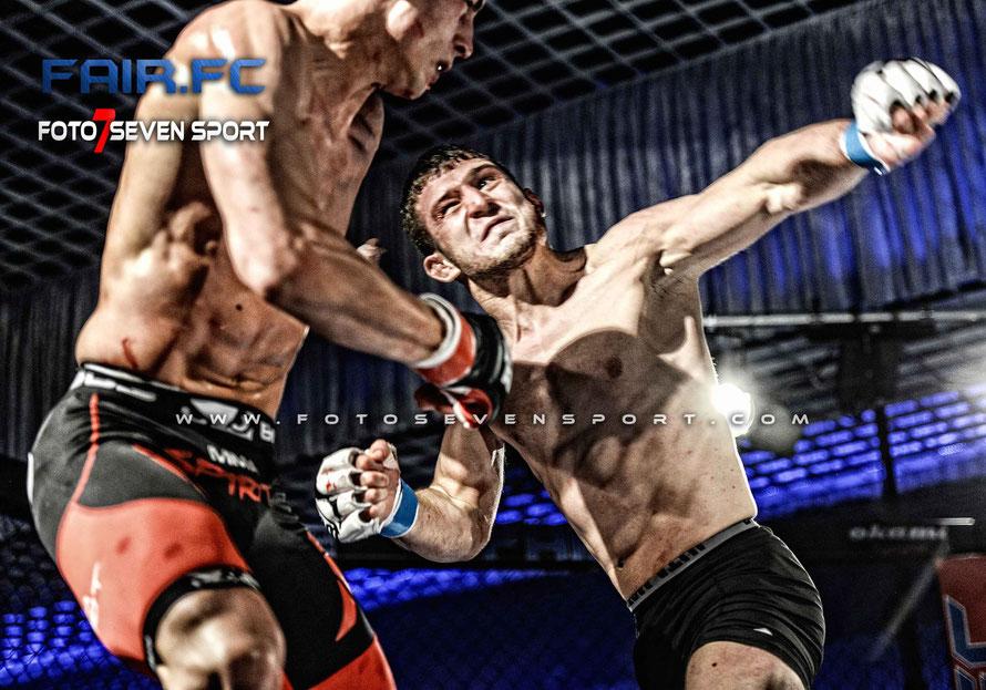 Marc Bockenheimer vs Lom Ali Eskijew
