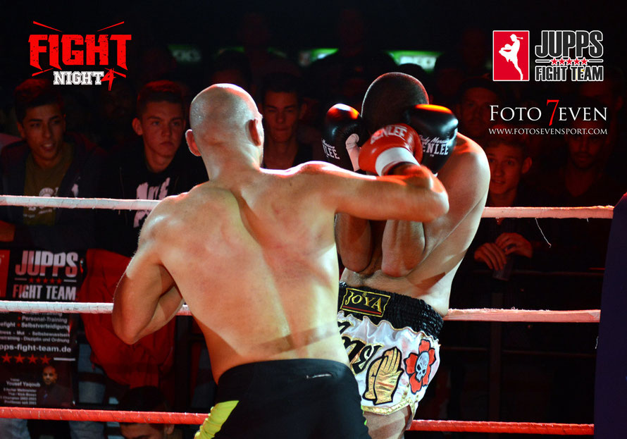 Fight Night 4 | Samir Koulej VS Omar Afgane
