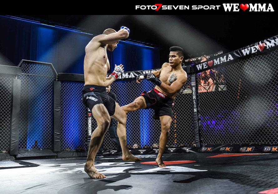 Foto Seven Sport - MMA Photography - We Love MMA Berlin
