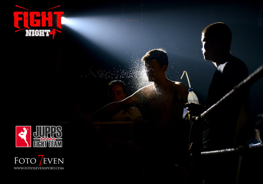 Fight Night 4 | Aldin Omerinovic VS Abdelkader Ali