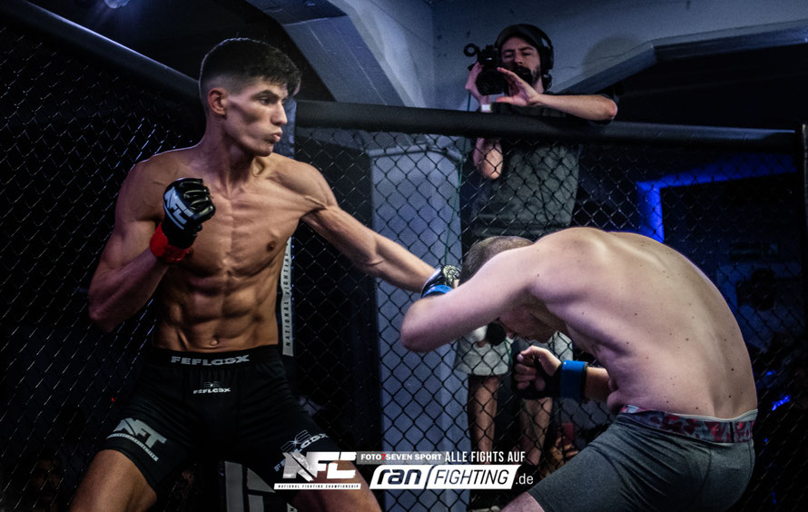 MMA Event NFC - NFT Gym