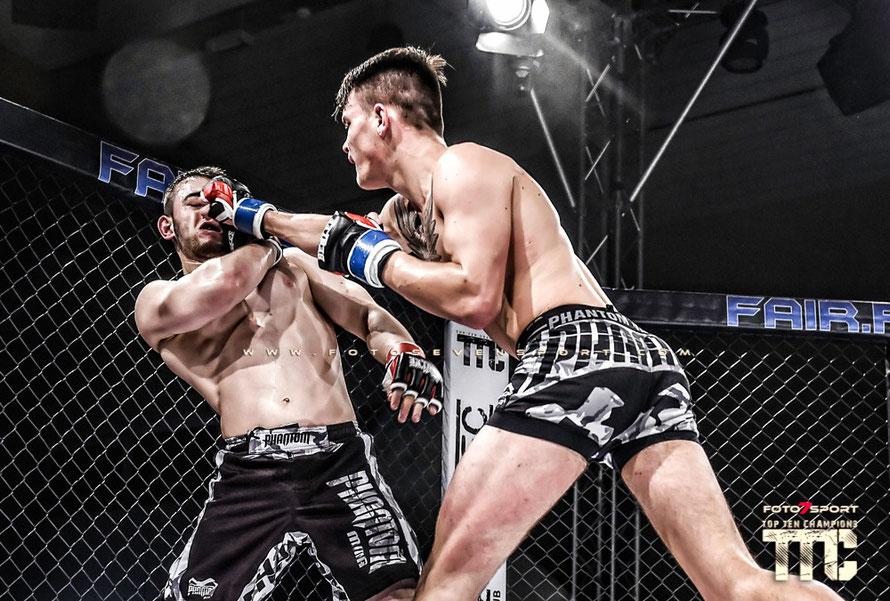 TTC - Top Ten Championship - Foto Seven Sport - Sportfotografie by Pervin Inan-Serttas - German MMA