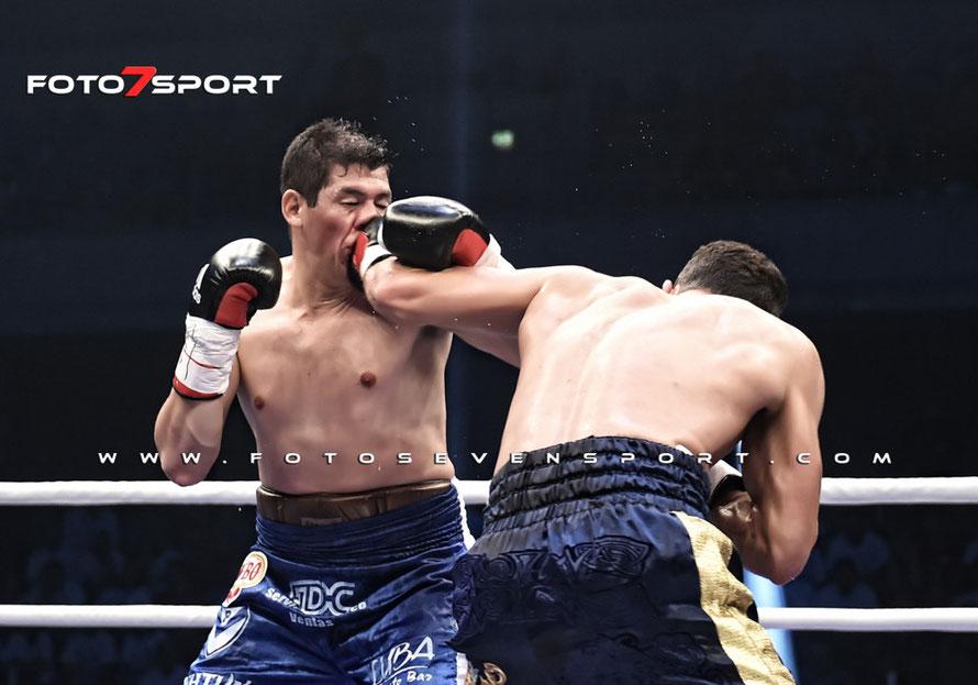Noel Gevor (Germany) vs. Daniel Sanabria (Argentina)