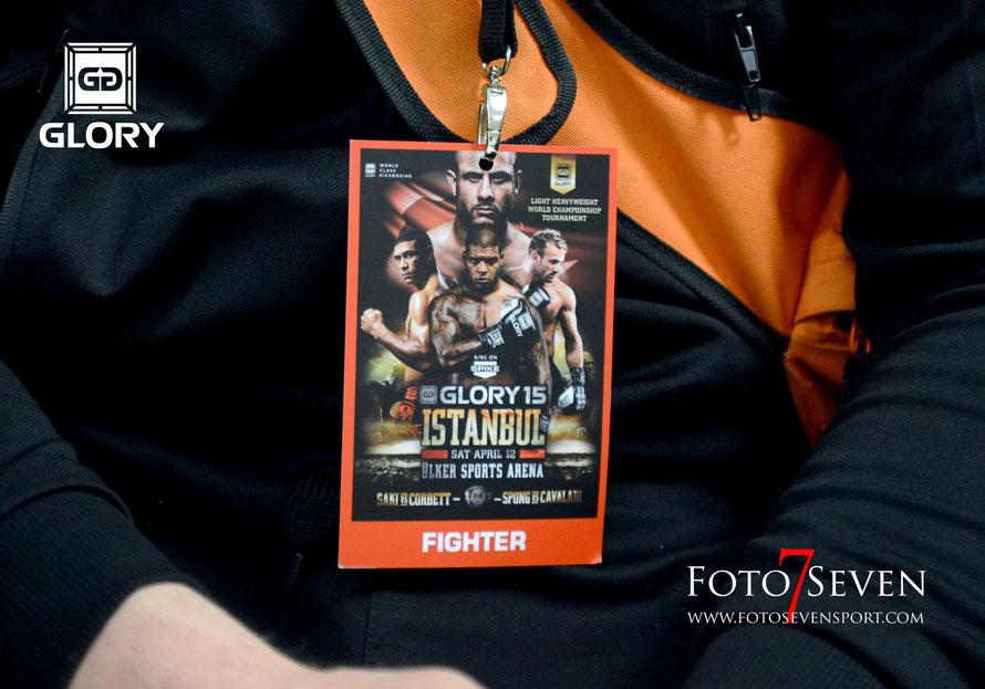 Glory Istanbul Fight Night