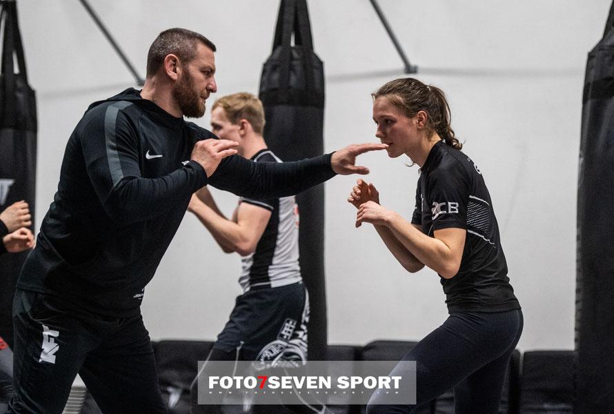 Takedown Seminar mit Max Schwindt - Combat Club Bonn
