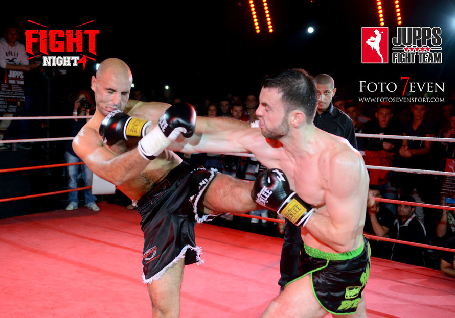Fight Night 4 | Khalid Chabrani VS Berat Alui