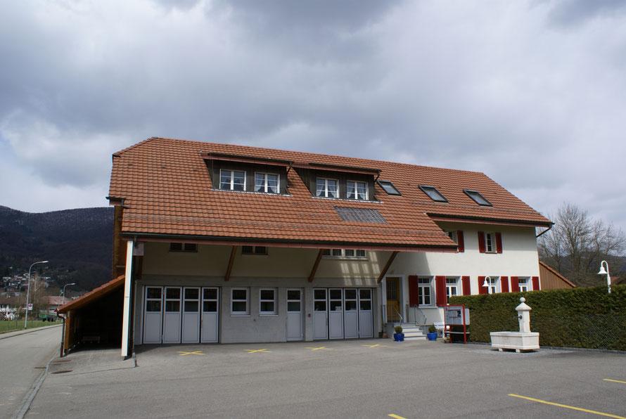 Studerhaus, Bornstrasse 21