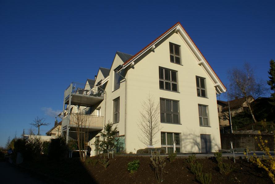 Bürgerhaus, Allmendstrasse 1