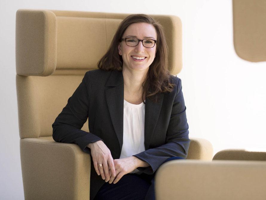 Astrid Feuchter - Expertin für Patientenbindung