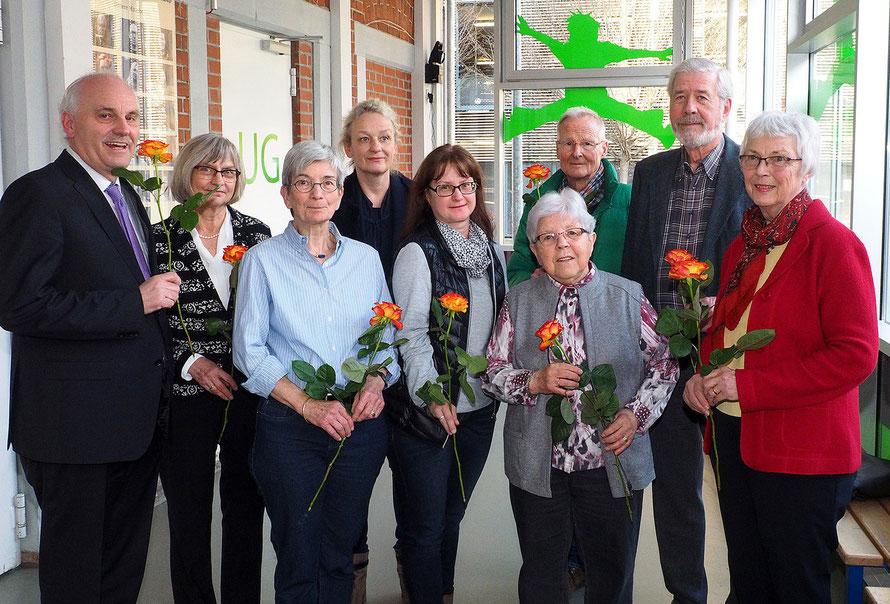 10 Jahre Krankenpflege- und Diakonieförderverein der Evang. Kirchengemeinde