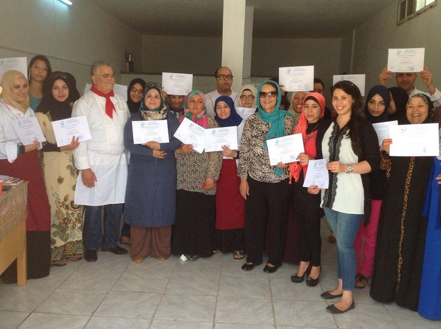 Tournée dans le sud tunisien et rencontre des gouverneurs pour la