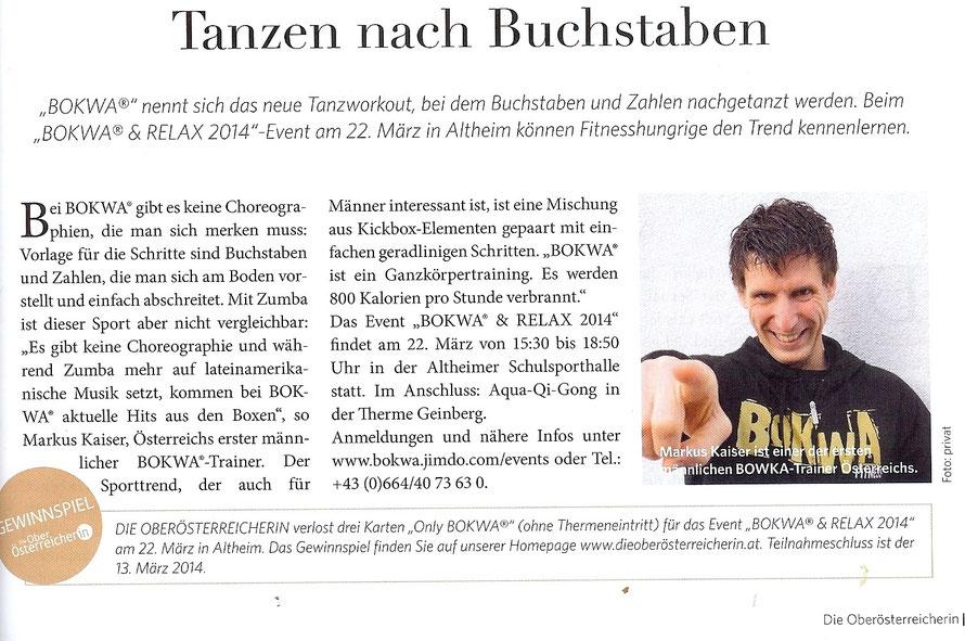 Zeitschrift Oberösterreicherin