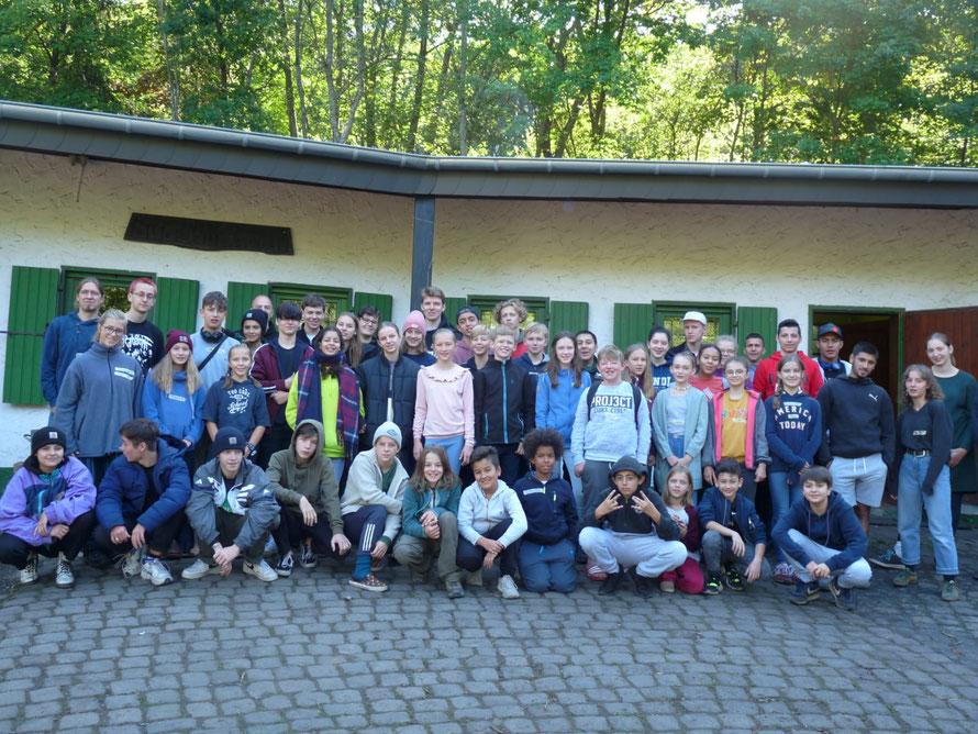 Alle Klassensprecherinnen & Klassensprecher im Schuljahr 2016/17