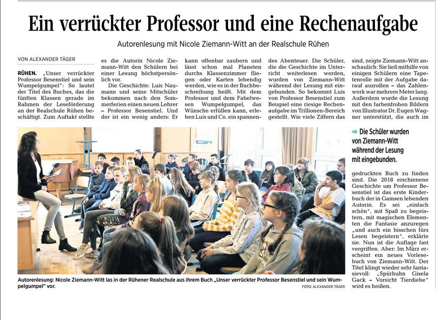 Aller-Zeitung v. 28.02.2020