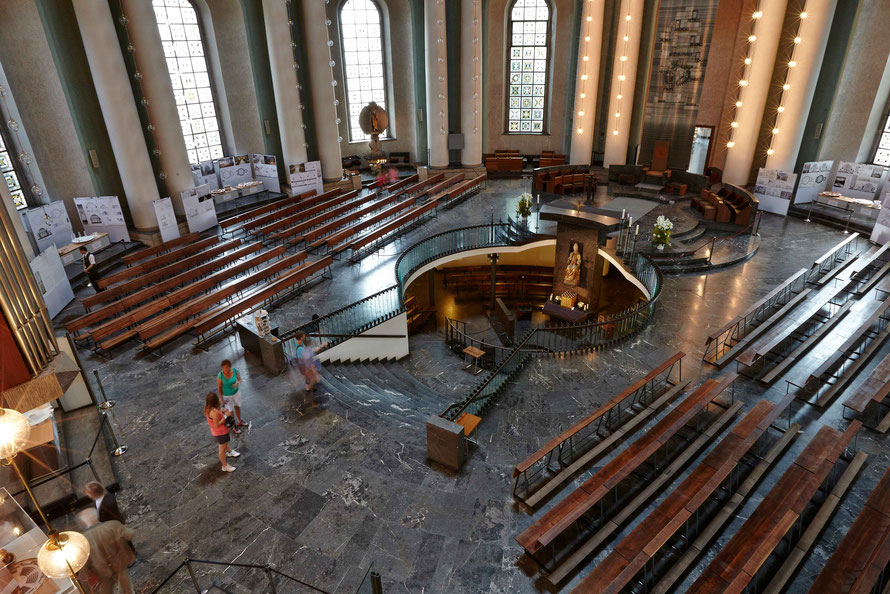 St. Hedwigs-Kathedrale in Berlin. Foto: Roland Rossner/Deutsche Stiftung Denkmalschutz