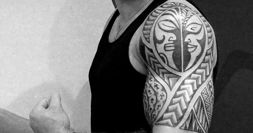 Bedeutung Tatau - Maori-Tattoo Art & Body Tattoostudio Tätowierer Köln Tiki polynesian meaning